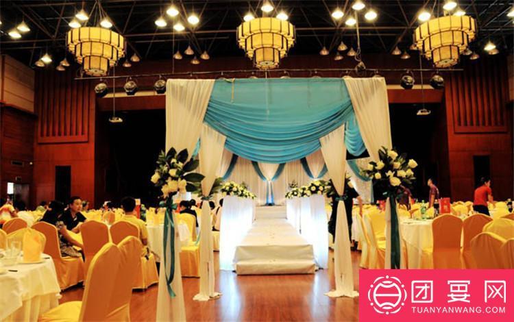 两江丽景酒店 渝中店婚宴图片