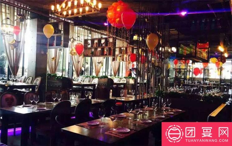 八音会 新亚洲主义餐厅婚宴图片