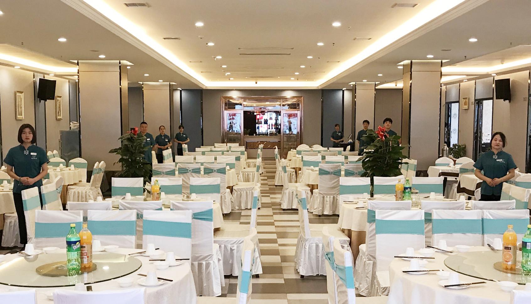西安川江酒楼婚宴图片