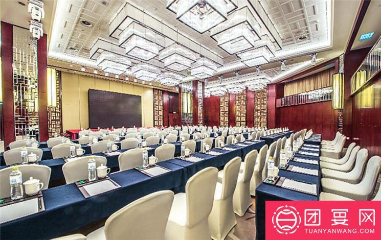 两江假日酒店婚宴图片