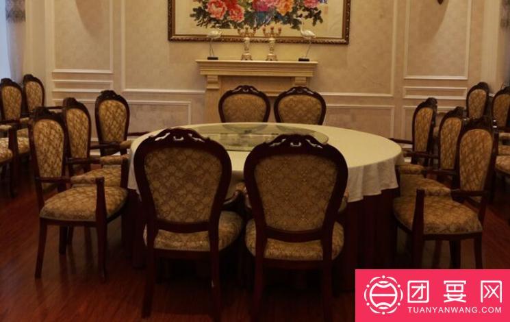 梦幻城堡酒楼婚宴图片