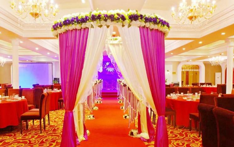 西安故乡润土酒店婚宴图片
