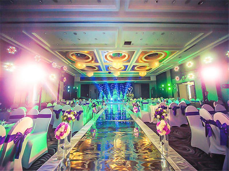 岷山饭店婚宴图片