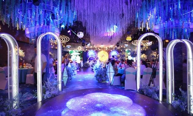 秦觞宴长安婚宴图片