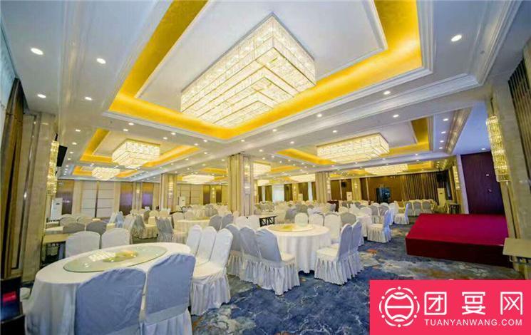 田园城市酒店婚宴图片