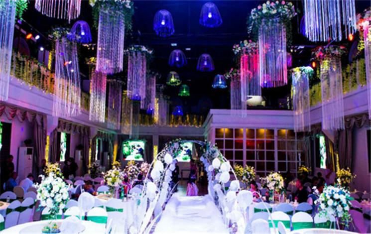 花之轩酒店婚宴图片
