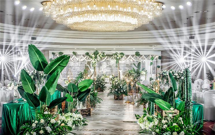 郑州建国饭店婚宴图片