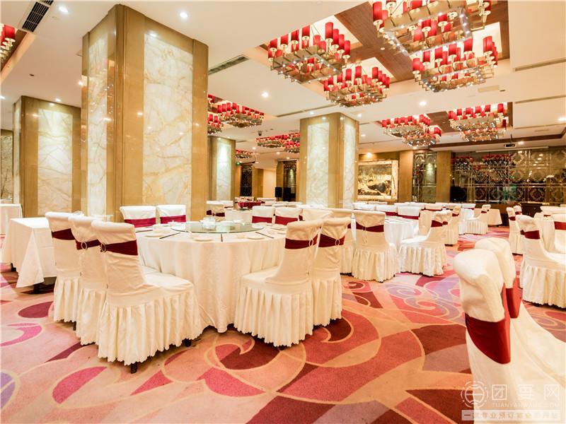 成都金府华美达大酒店婚宴图片