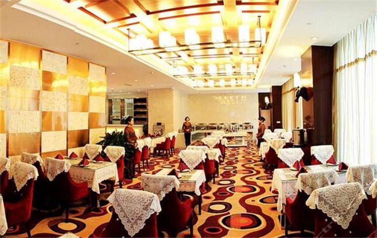 高逸酒店婚宴图片