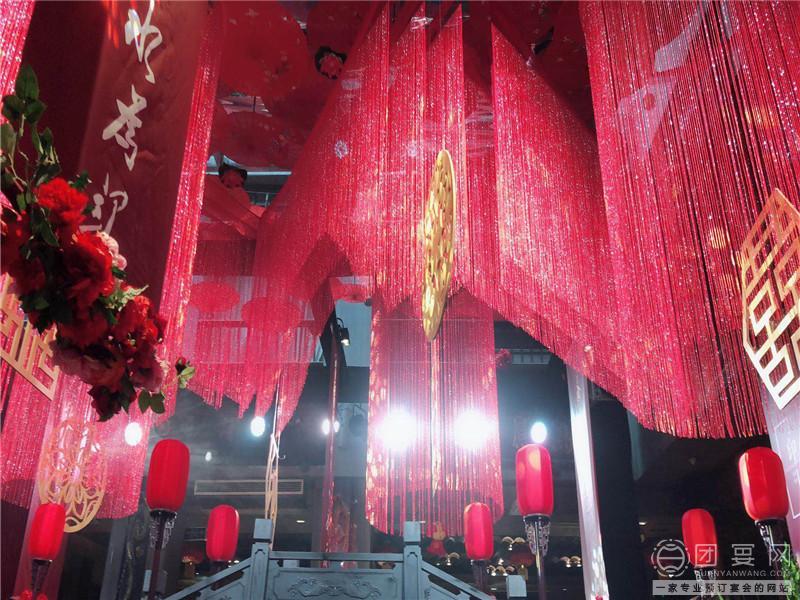 巴国布衣 紫荆店婚宴图片