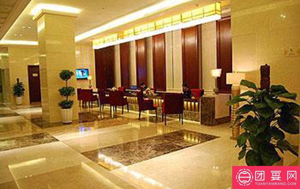 成都润邦国际酒店婚宴图片