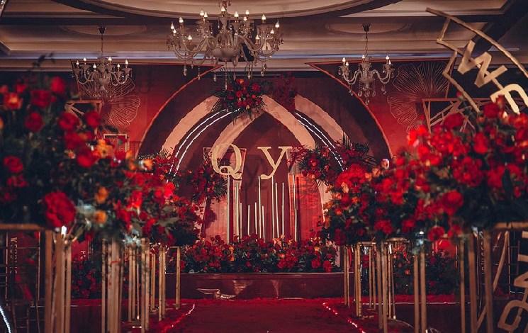 苏园 二七万达店婚宴图片