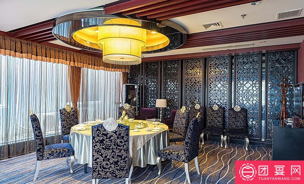南台川菜馆婚宴图片