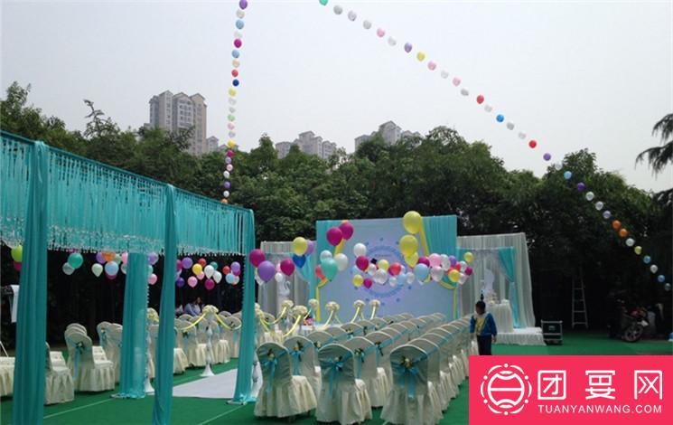 枫丹假日酒店婚宴图片