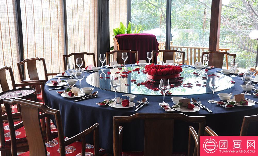 大喜川菜婚宴图片