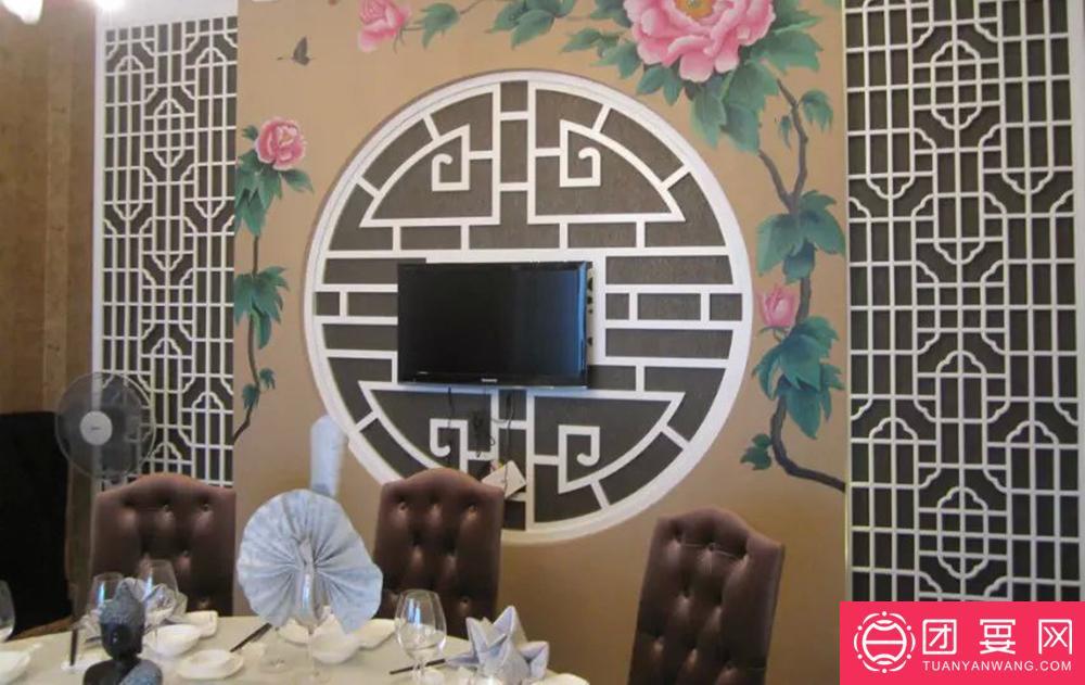夜宴花园餐厅婚宴图片