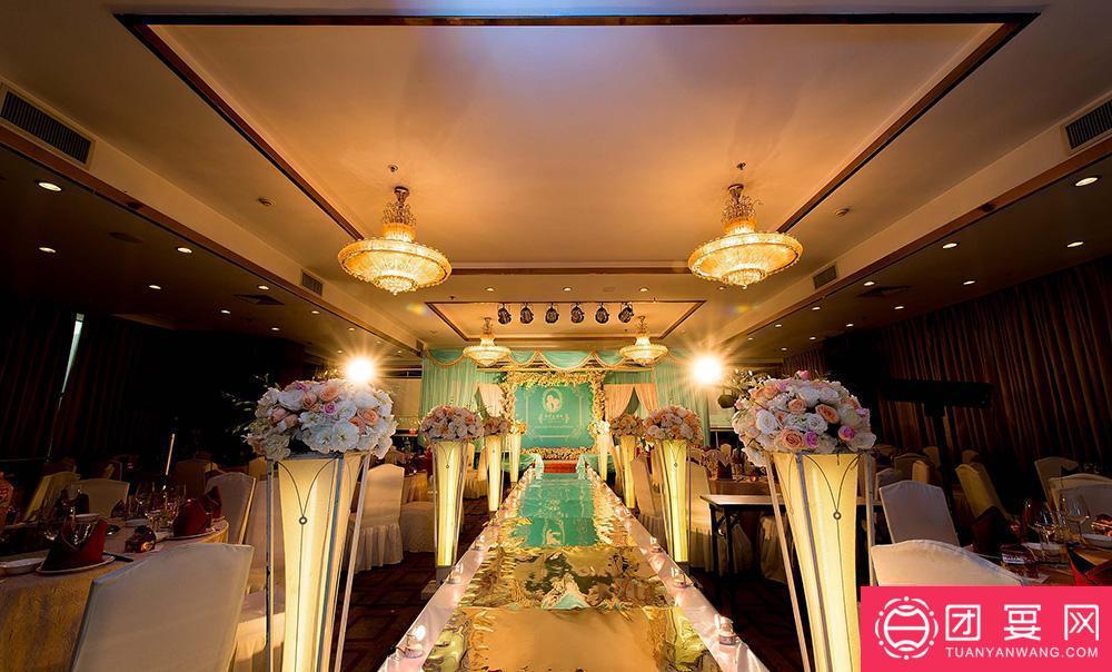 向阳大酒店婚宴图片