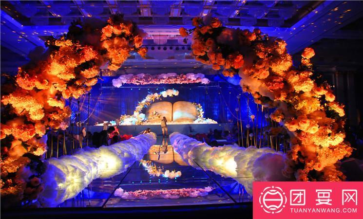 成都金堂恒大酒店婚宴图片