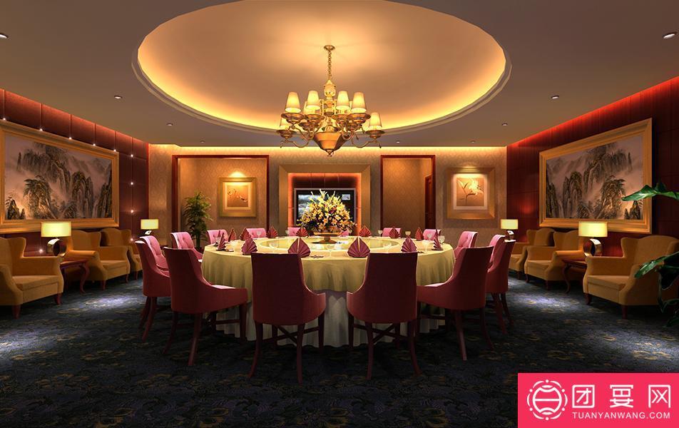 华尔斯饭店婚宴图片