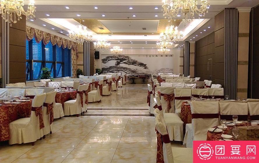 朗豪大酒楼 大渡口店婚宴图片