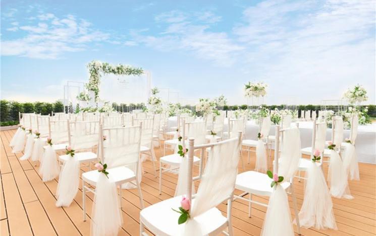 成都帝盛酒店婚宴图片