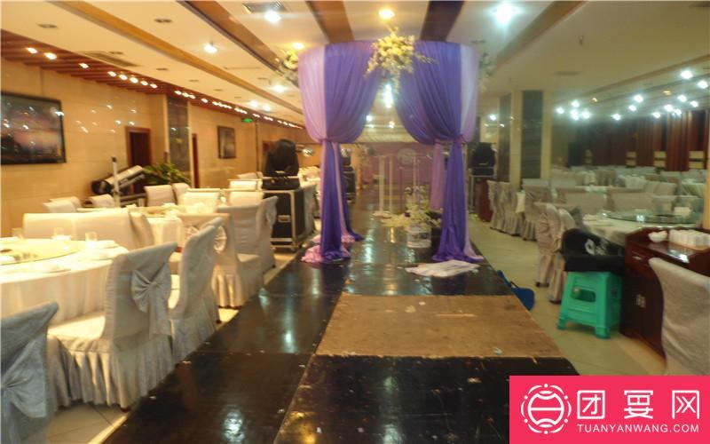 尊煌婚礼堂婚宴图片