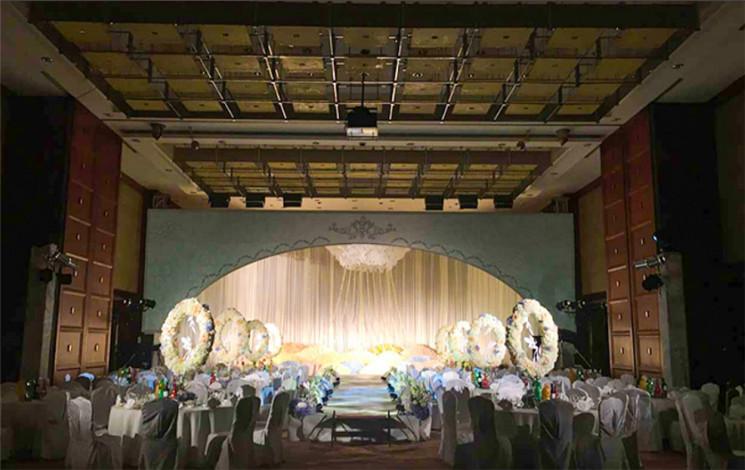重庆维景国际大酒店婚宴图片
