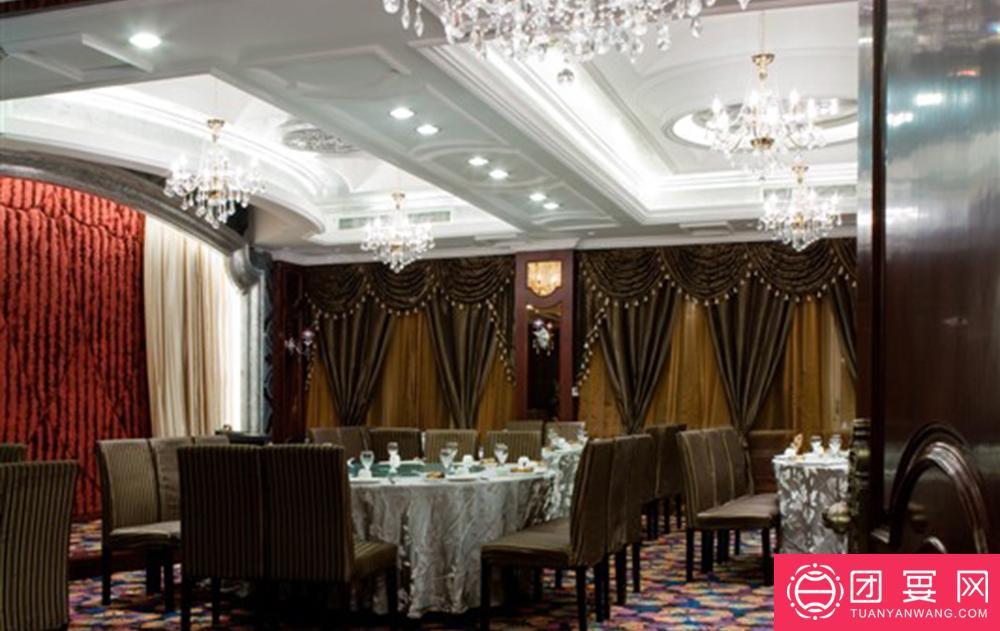皇侨大酒店婚宴图片