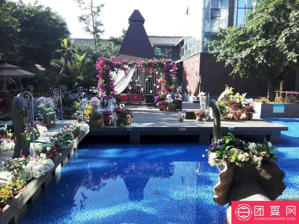 瑞河酒店婚宴图片