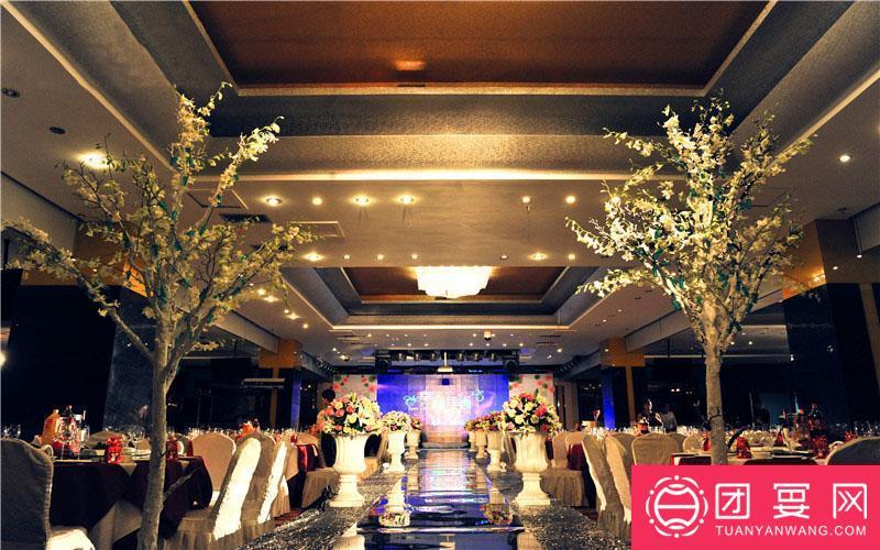 天邑国际酒店婚宴图片