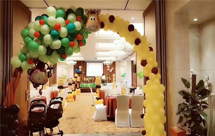 鸿恩森林亚朵酒店婚宴图片