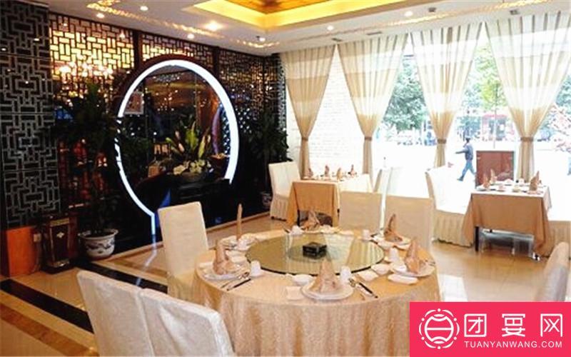 上席国菜馆婚宴图片