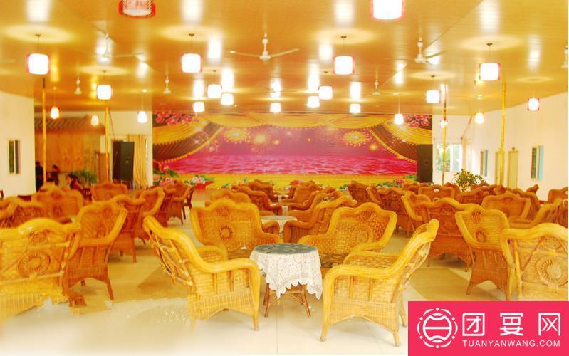 红太阳山庄婚宴图片