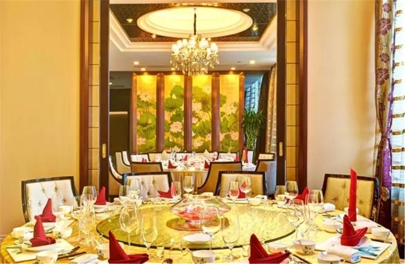 正方元锦江国际饭店婚宴图片