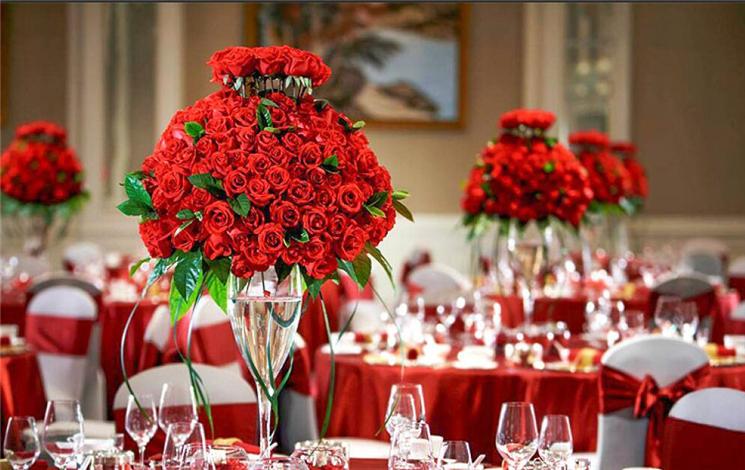 德福邦大酒店婚宴图片