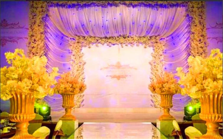 普罗盛宴主题酒店婚宴图片