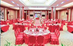 泰瑞国际商务酒店婚宴图片