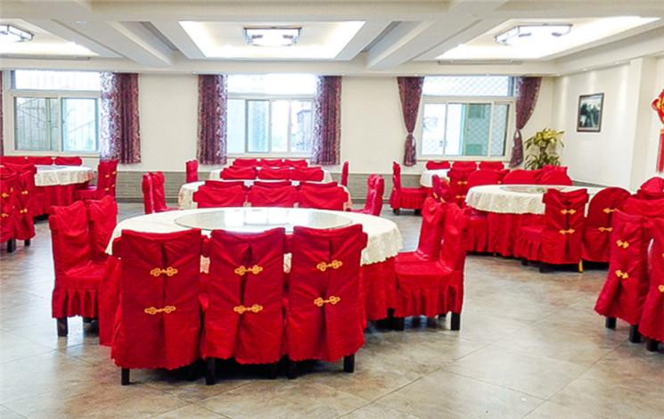 河东鹳雀楼婚宴图片
