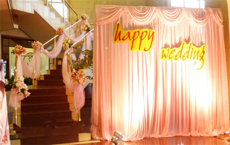 太原凯宾斯基饭店婚宴图片