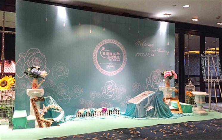 星河湾酒店婚宴图片