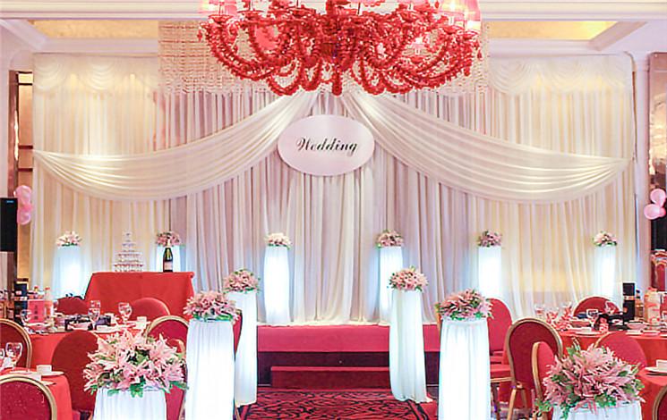 湘鄂情婚宴图片
