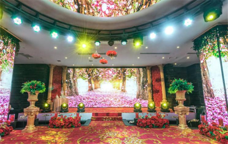 吉祥凯悦主题婚礼酒店婚宴图片