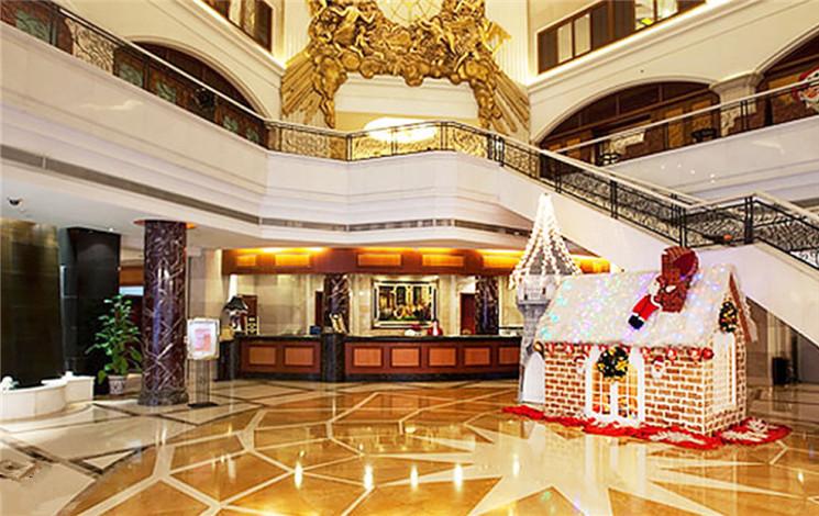 金泽大酒店金海来中餐婚宴图片