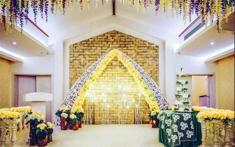 百合华堂婚礼酒店婚宴图片