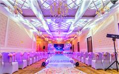 西宁荷园餐厅婚宴图片