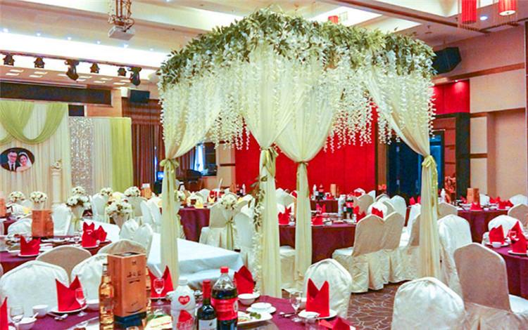 瑞豪华廷花园酒店婚宴图片