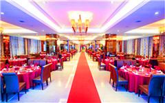 星沙华天大酒店婚宴图片