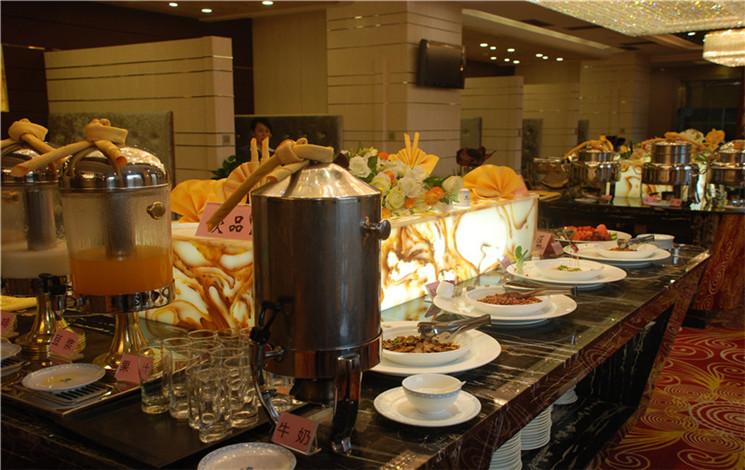 华辰大酒店婚宴图片