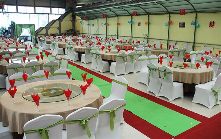 中青生态园婚宴图片