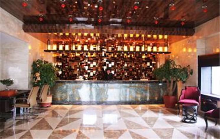 西宁景翔假日酒店婚宴图片